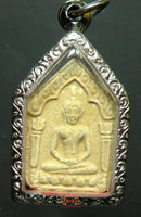 Small Thai amulet of charm Phra Khunpen - Most Venerable LP Mee.
