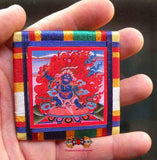 Yantra Bönpo Amulet by Nampar Jyompa - Protection against Nagas.