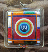 Tibetan Amulet Yantra Wangthang - For charm and energy.