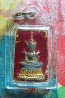 Ancient Amulet of the Emerald Buddha Phra Geow Morakot