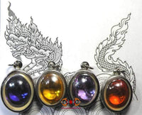 Naga eye crystal pendants