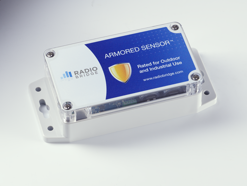 IP67 Acceleration-Based Movement Sensor