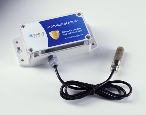 LoRa External-Probe Air Temperature and Humidity Sensor