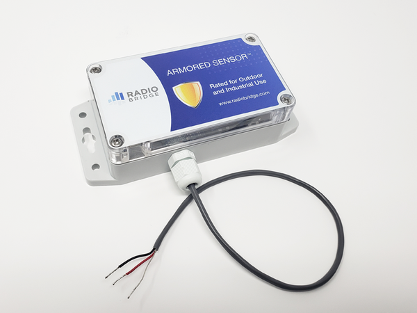 IP67 LoRa Dry Contact Sensor / Bridge