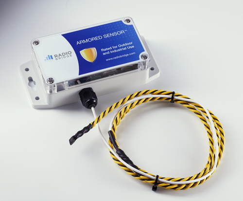 IP67 LoRa Water Rope Sensor - 1 Meter Length