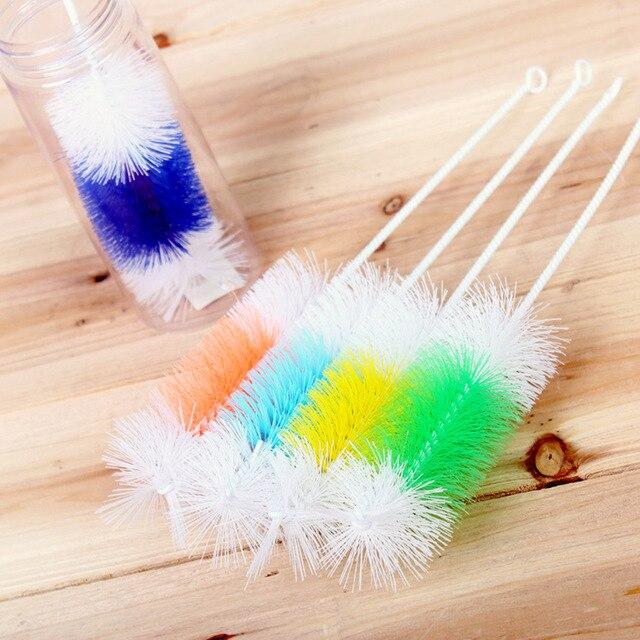 Glass Bottle Cup Cleaner Kitchen Washing Cleaning Tools Cleaning Brush