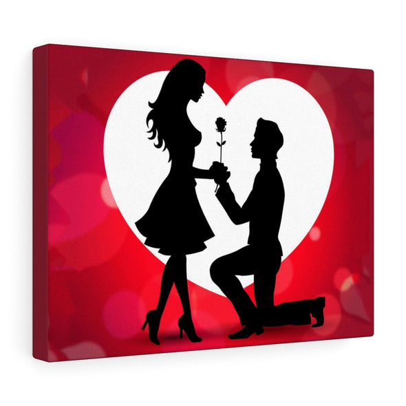 Lovely Couple Wall Art