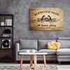 Blessed Family Customized Wall Decor