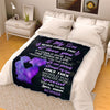 """How Special You Are To Me"" Customized Blanket For Son"