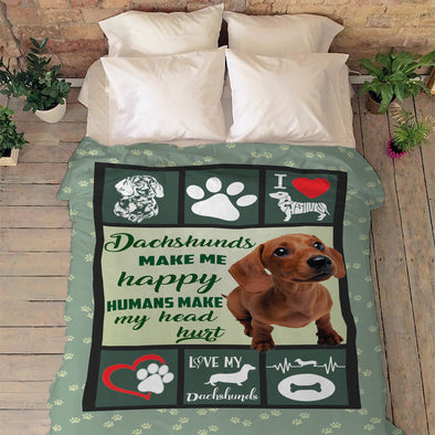 Customized Blanket For Pet With Name