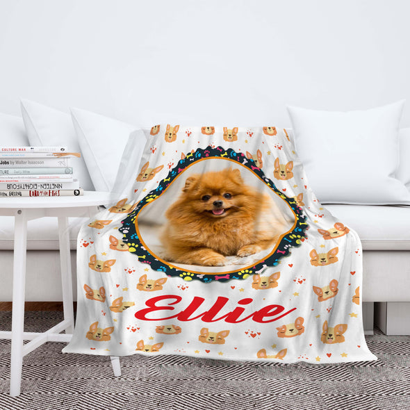 Personalized Blanket For Your Pet
