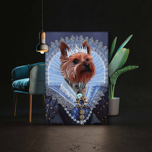 Customized Pet Canvas
