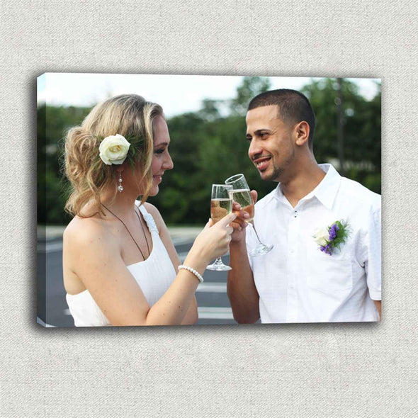 Custom Photo Canvas - A Perfect Gift For Your Loved One