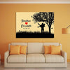 Custom Special Love Canvas Wallart