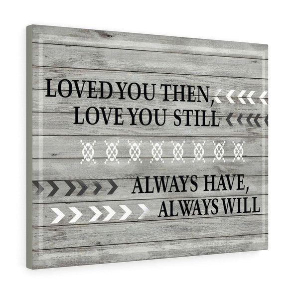 Love You Always Wall Art For Bedroom