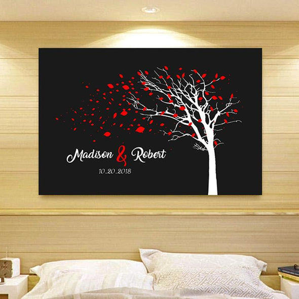 Custom Wall Art - Perfect For Your Bedroom