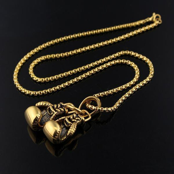 FREE BOXING GLOVES PENDANT CHAIN || Just Pay Shipping