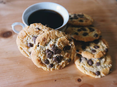 Recipe - Peanut Butter Protein Chocolate Chip Cookies
