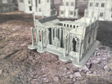 Gothic Tomb Ruins - 8mm Scale