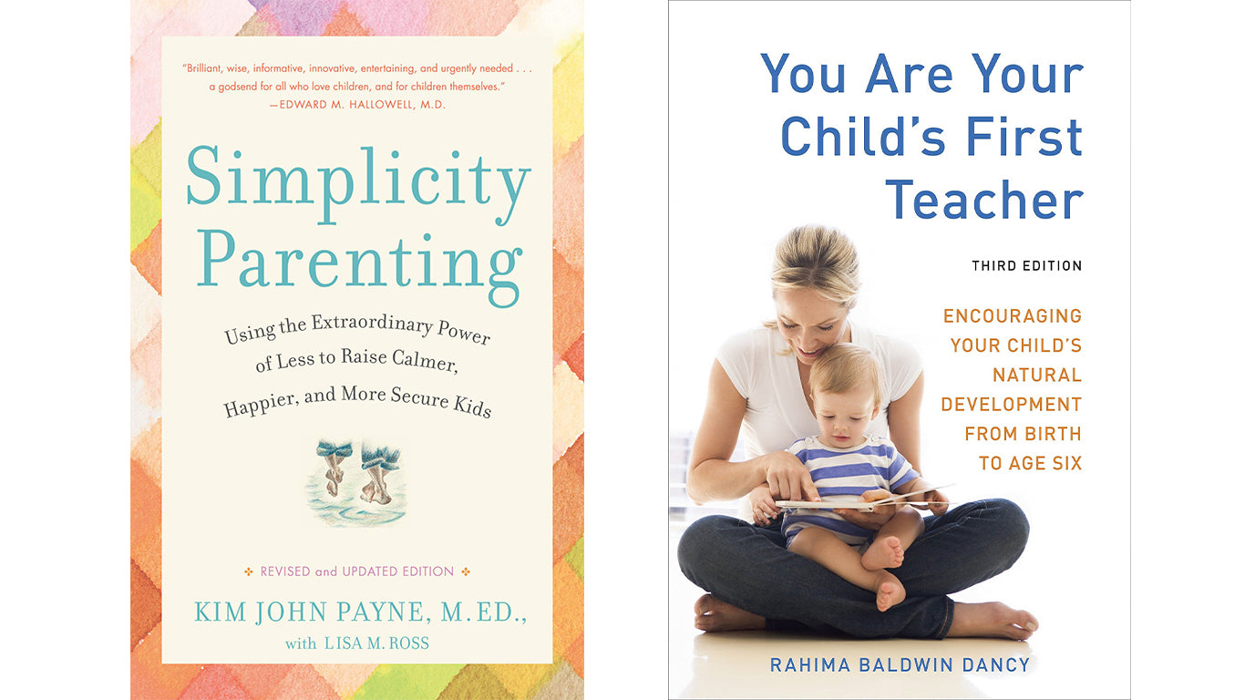 Parenting Books Recommended By Neha