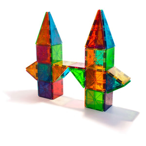 Magna-Tiles® Clear Colors