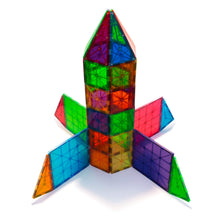 Load image into Gallery viewer, Magna-Tiles Clear Colors