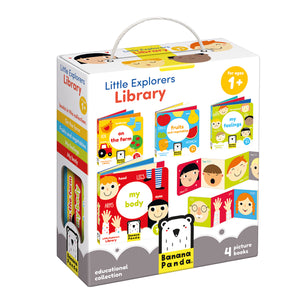 Little Explorers  Library