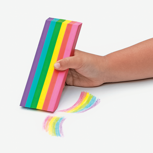 Jumbo Rainbow Fruit-Scented Eraser