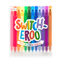 Load image into Gallery viewer, Switch-eroo! Color Changing Markers (Set of 12)