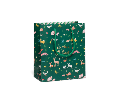 Tiny Animals Foil Bag