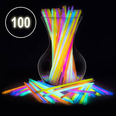 100 Ct Glow Sticks