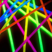 Load image into Gallery viewer, 100 Ct Glow Sticks