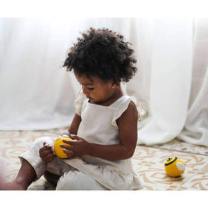 Pic the Bee - Teether of 100% Pure Natural Rubber