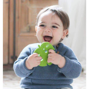 Monstera Deliciosa - Teether 100% Pure Natural Rubber