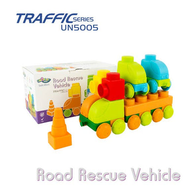 Traffic series - Road Rescue Vehicle