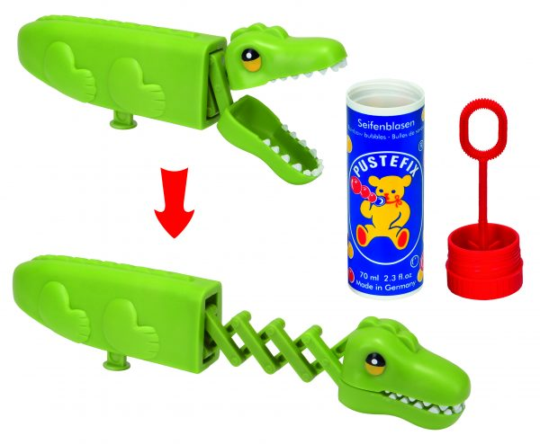 PUSTEFIX Bubble Gator