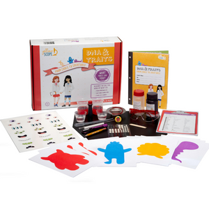 DNA & Traits Science Kit: From Codes to Creatures