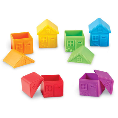 Sort & Match Houses