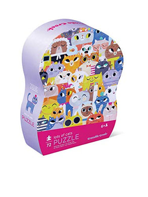 Lots of Cats Junior Puzzle