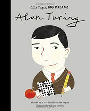 Load image into Gallery viewer, Alan Turing - Little People, Big Dreams
