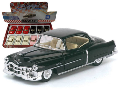 1953 CADILLAC SERIES 62 COUPE - Die Cast