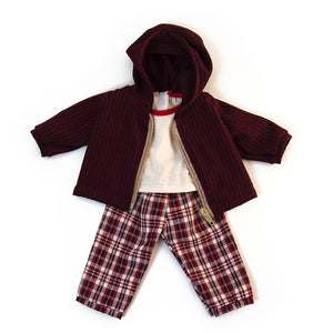 "TROUSERS SET FOR 15"" & 15¾"" DOLLS"