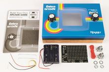 Load image into Gallery viewer, Haynes Retro Arcade Kit
