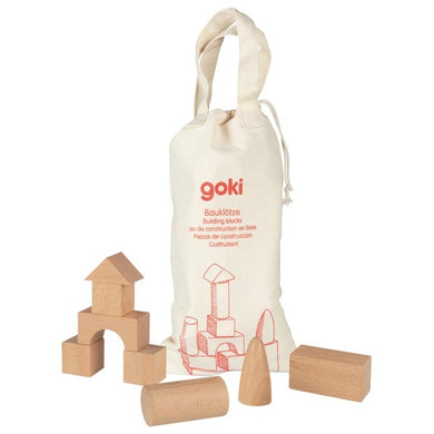 Goki Foundational Block set (Natural)