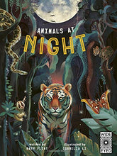 Load image into Gallery viewer, Glow in the Dark: Animals at Night