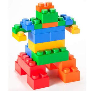 Soft Building Blocks 84pcs