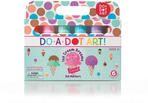 Scented Ice Cream Dreams Dot Markers