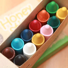 Load image into Gallery viewer, Honeysticks 100% Beeswax Crayons
