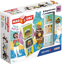 Load image into Gallery viewer, Magicube Mix & Match Puzzle (6pc)