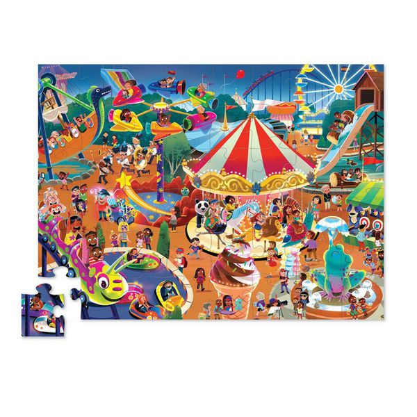 Fair Day at the Museum - 48pc Puzzle